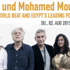 Dissidenten & Mohamed Mounir – Live 02.08.2015 @ Bardentreffen Nürnberg