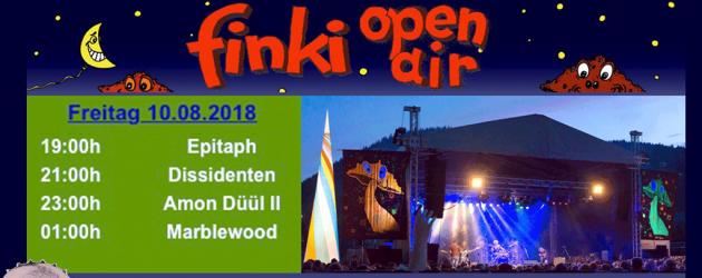 DISSIDENTEN – live @ Finkenbach Festival / Germany