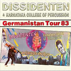 GERMANISTAN TOUR 83