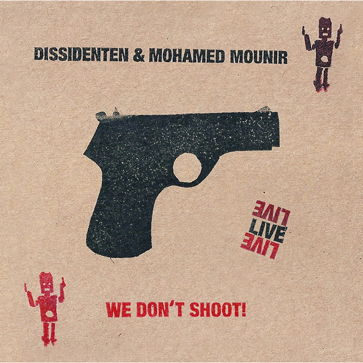 We Don't Shoot! (Live)